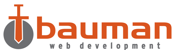 Logo Bauman Web Development